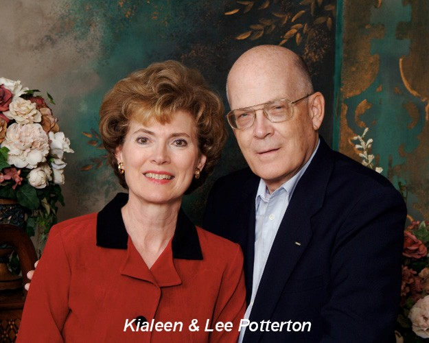 Kialeen and Lee Potterton