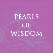 Pearls of Wisdom A